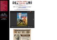 The Civil War Artillery Projectile and Cannon Home Page
