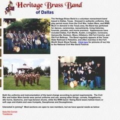 The Heritage Brass Band