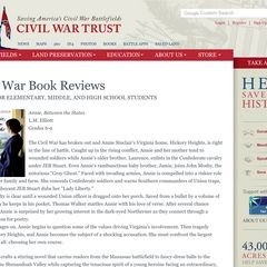 Civil War Book Reviews - Civil War Trust