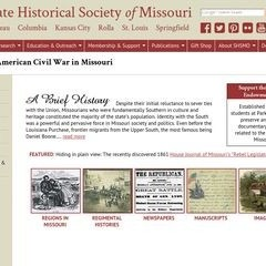 American Civil War in Missouri - The State Historical Society of Missouri