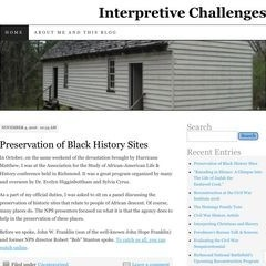 Interpretive Challenges