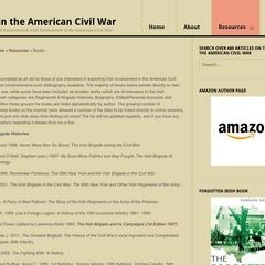Bibliography for Irish in the Civil War