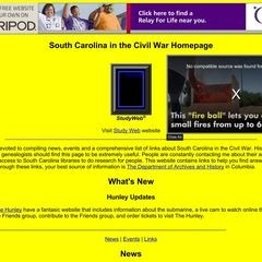 South Carolina in the Civil War