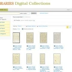 Calvin Shedd Papers / University of Miami Libraries Digital Collections