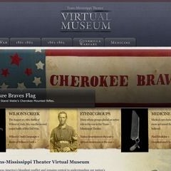 Trans-Mississippi Theater Virtual Museum