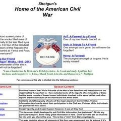 Shotgun's Home of the American Civil War